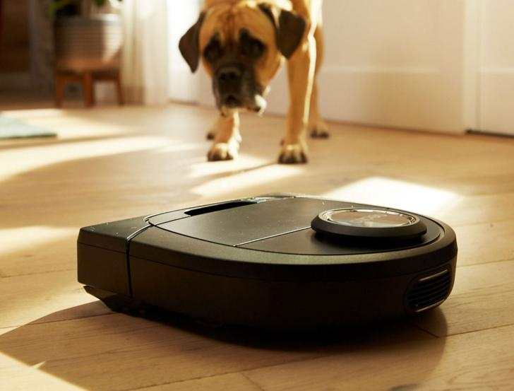 Neato Botvac D5 for pets
