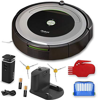iRobot Roomba 690 in box
