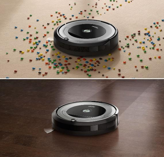 roomba 690 and roomba 805