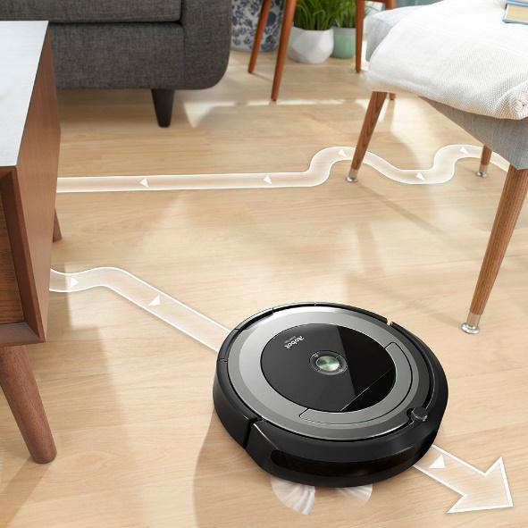 roomba 690 working