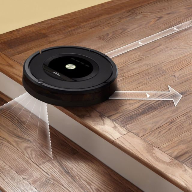 roomba 805 for staris